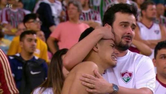 A internet não perdoou o Fluminense depois da derrota para o Flamengo