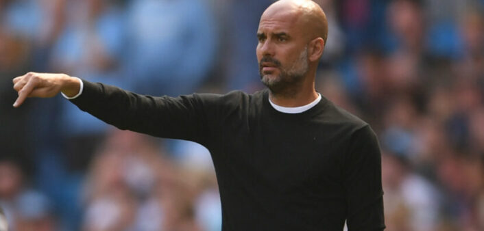 Guardiola foi considerado um dos fracassos da Premier League.