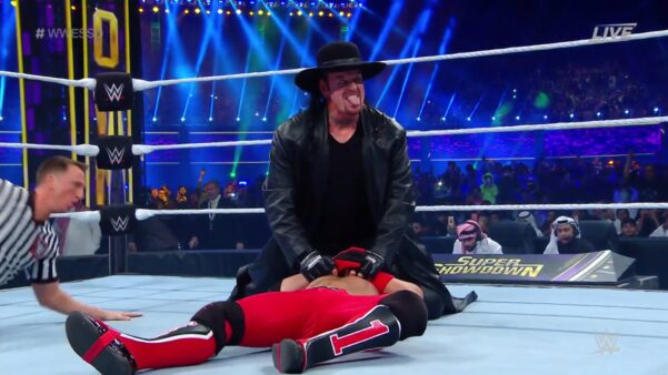 Resultados WWE Super ShowDown