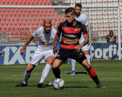 Bragantino x Oeste (Foto: Jefferson Vieira/ Oeste FC)