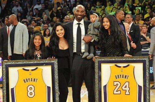 Viúva de Kobe muda o nome da Fundação criada por Kobe Bryant