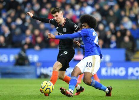 Leicester x Chelsea - Premier League