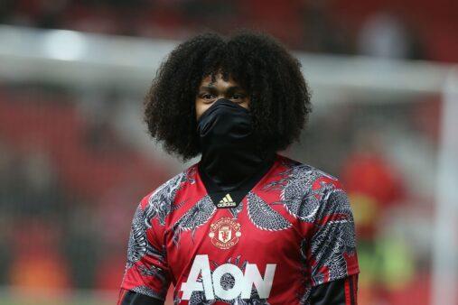 Tahith Chong pode trocar o Manchester United pela Inter de Milão
