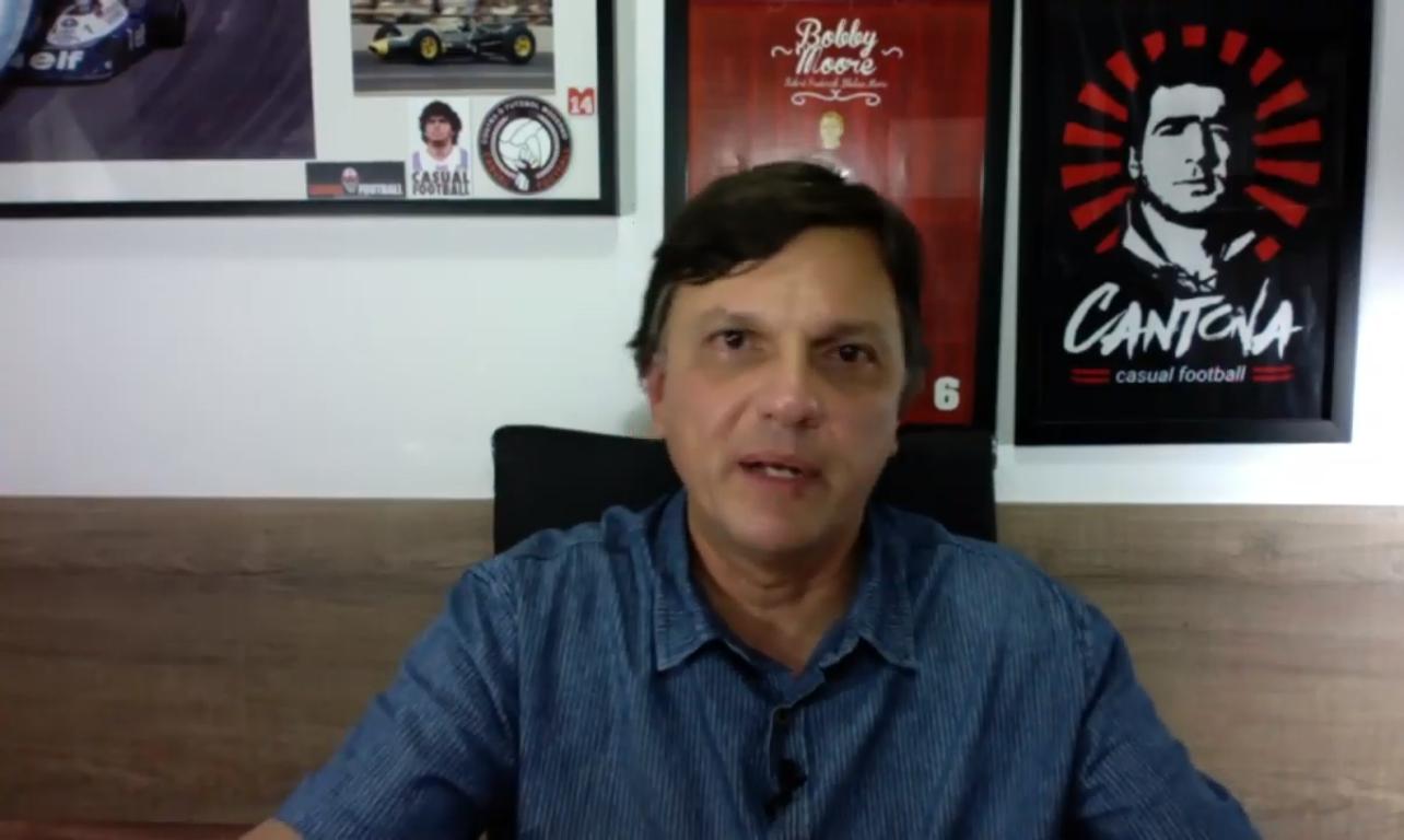 Mauro Cezar dá dica para Renato Gaúcho de como escalar David Luiz no Flamengo