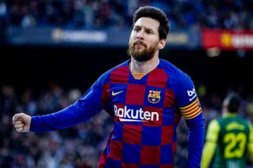 Barcelona de Messi igualou o Real Madrid em gols marcados no Campeonato Espanhol