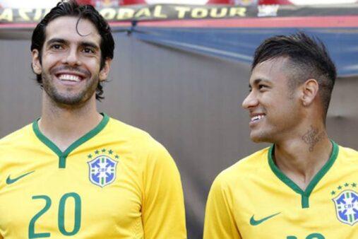 Neymar e Kaká