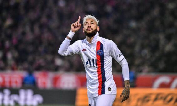 O jornal francês Le Parisien repercutiu a ausência de Neymar no time do PSG
