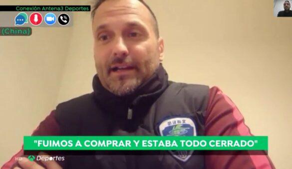 Oliver Real Madrid coronavírus