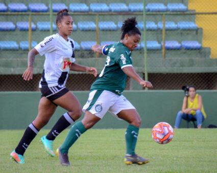Palmeiras se prepara para brasileirão feminino