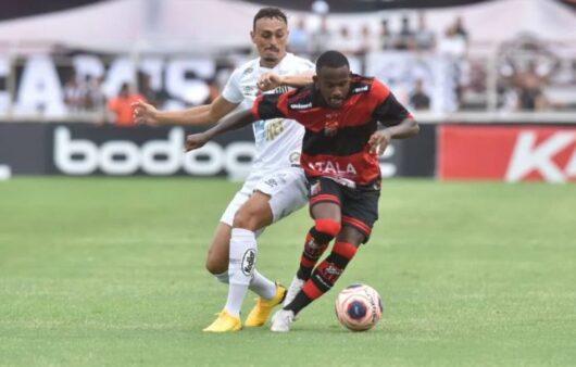 Santos não conseguiu se impor e foi derrotado pelo Ituano