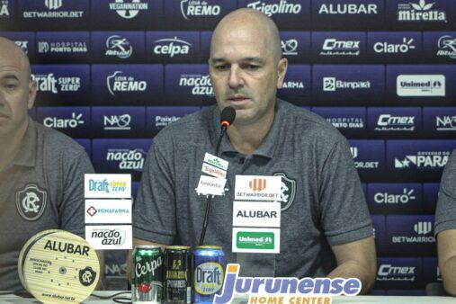 Rafael Jaques, técnico do Remo