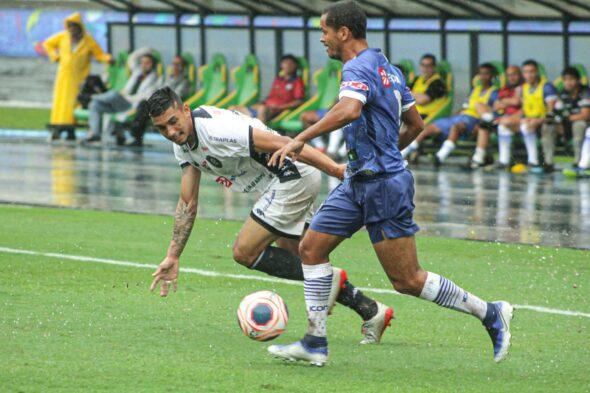 Remo venceu o Águia no estádio Mangueirão - imagem: Samara Miranda/ascom Remo