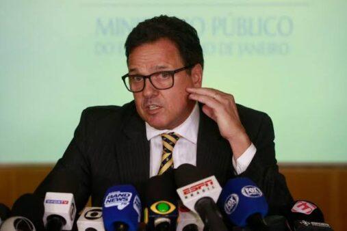 Rodrigo Dunshee, vice-presidente do Flamengo