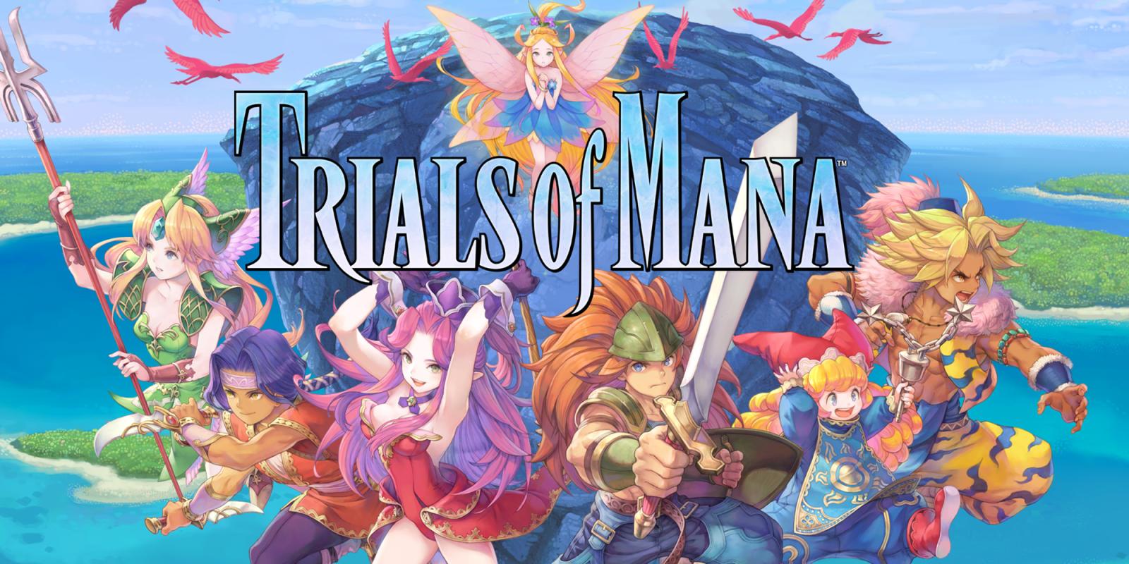 Trials Of Mana: vazada informação que o jogo receberá demo
