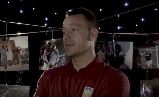 Aston Villa John Terry