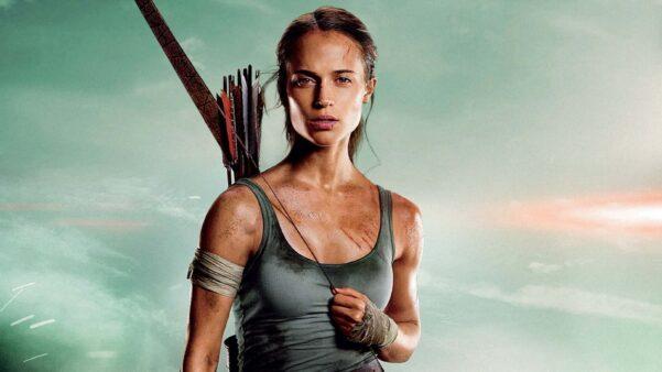 Tomb Raider 2 teráAlicia Vikander novamente como Lara Croft