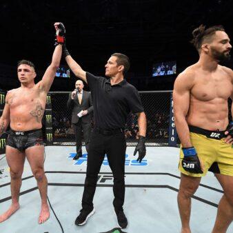 UFC Rio Rancho Michel Pereira x Diego Sanchez