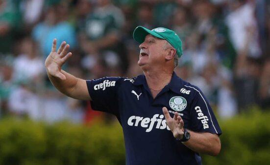 Felipão negocia com o Colo-Colo