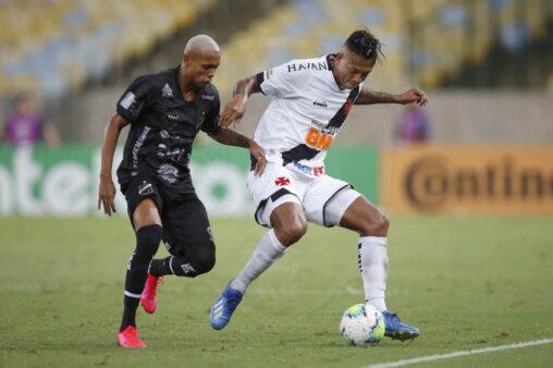 Guarín dúvida para o jogo da Taça Rio