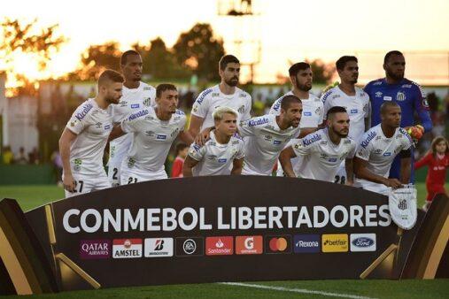 Copa Libertadores da América 2020 (Staff Images/ Reprodução/ Flickr oficial Santos FC)