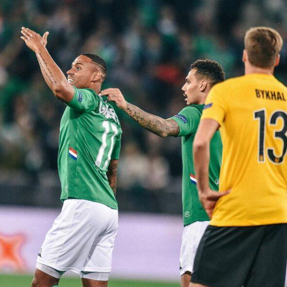 Gabriel Silva é formado no Palmeiras