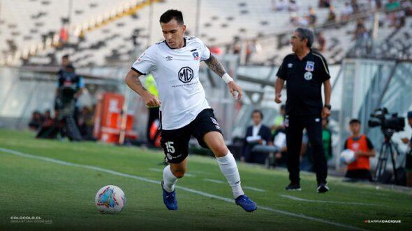 Mouche passou pelo Palmeiras em 2014