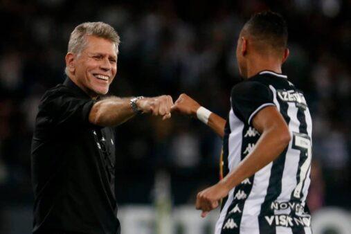 Botafogo x Paraná - assista ao gol da partida