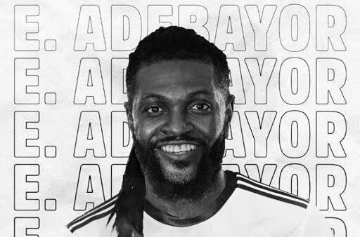 Atacante Adebayor vai passar a quarentena no continente africano