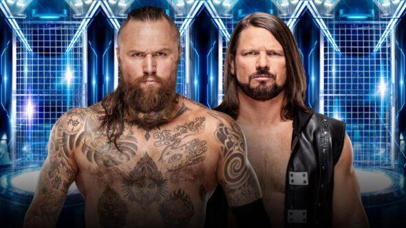 Aleister Black vs. AJ Styles