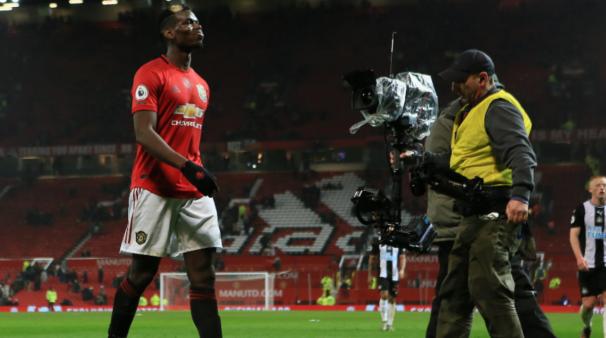 Pogba Manchester United