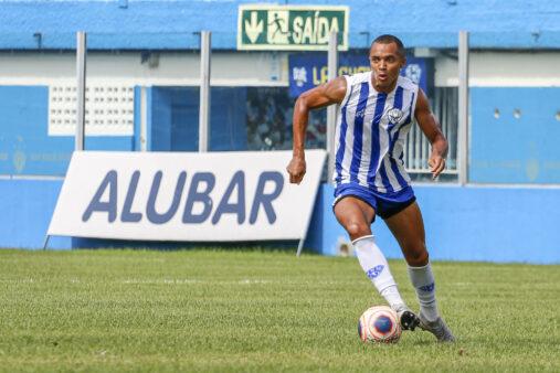 Deivid Souza, atacante do Paysandu