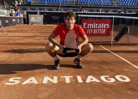 Wild entrou para a lista de tenistas brasileiros campeões da ATP