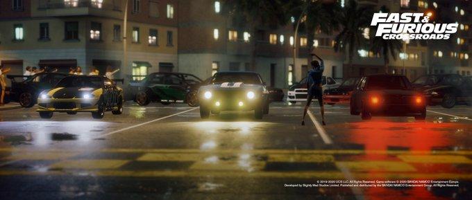Fast and Furious Crossroads estava previsto para maio de 2020