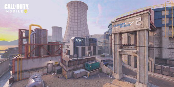 Os jogadores podem aproveitar o mapa Meltdown em sete modos do CoD Mobile