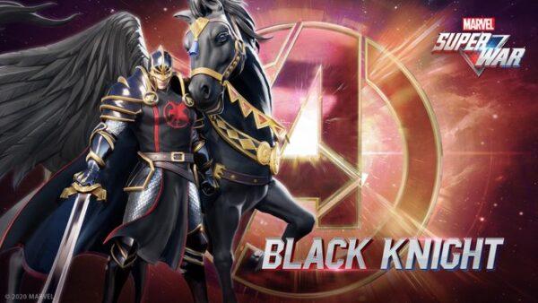 Cavaleiro Negro estará presente na classe Fighter em Marvel Super War