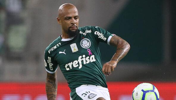 Palmeiras Cruzeiro Felipe Melo