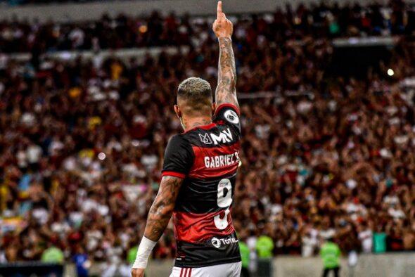 Gabigol Flamengo reality