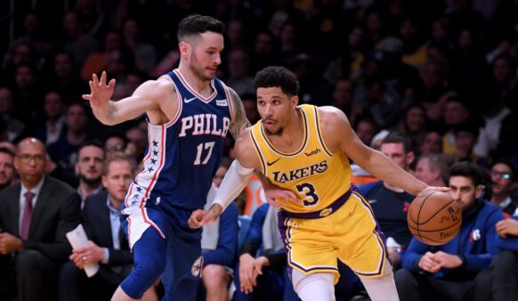 Lakers x 76ers