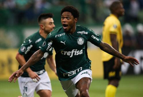 Luiz Adriano no Palmeiras
