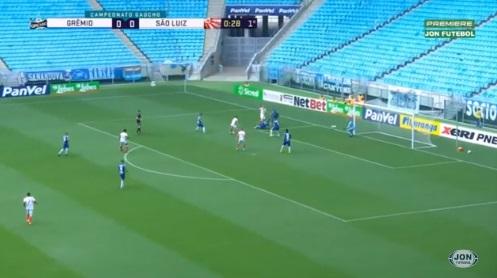 Grêmio x São Luiz