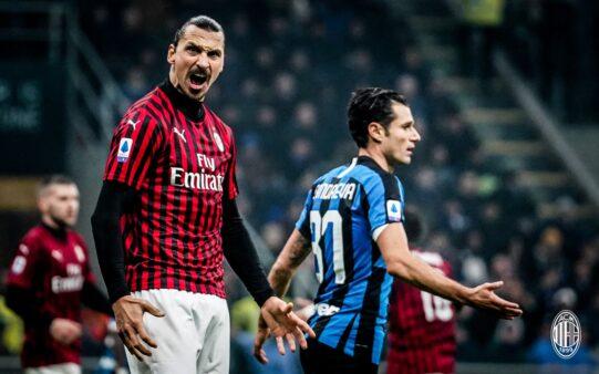 Ibrahimovic pode não atuar mais pelo Milan.