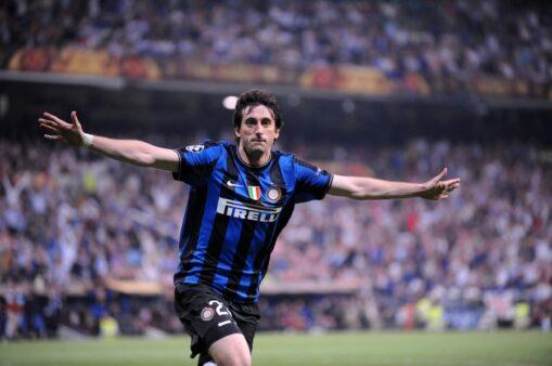 Atacante Diego Milito trabalhou com José Mourinho na Inter de MIlão