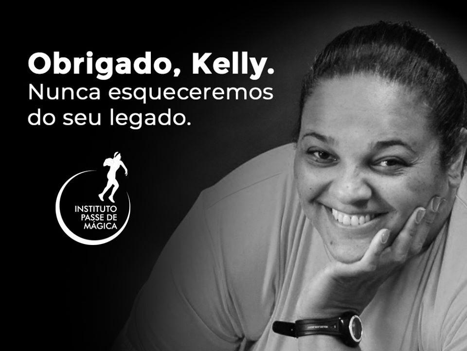 Resultado de imagem para Tetracampeã brasileira de basquete, Kelly Cota morre aos 39 anos
