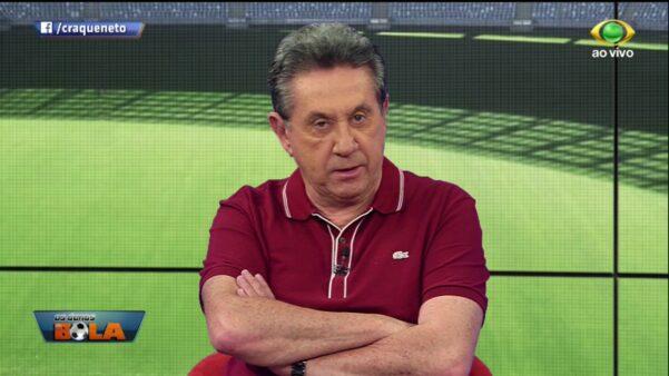 Dirceu Maravilha defende Tiago Nunes contra Neto