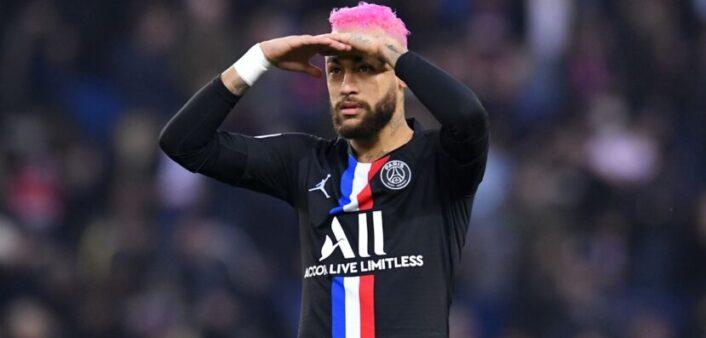 Neymar ainda estaria na mira do Barcelona.