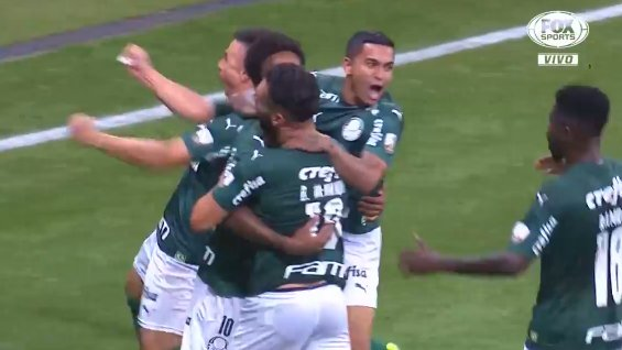 Palmeiras x Guaraní