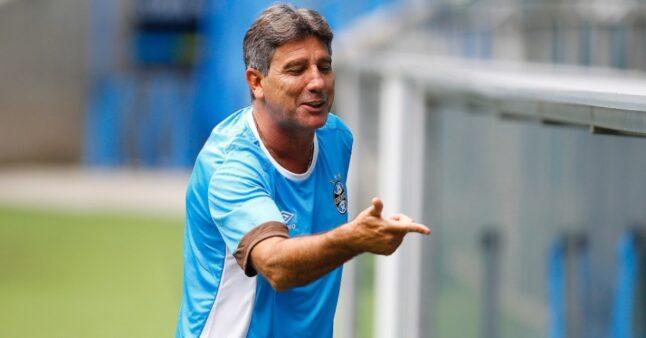 Renato Gaúcho - Grêmio