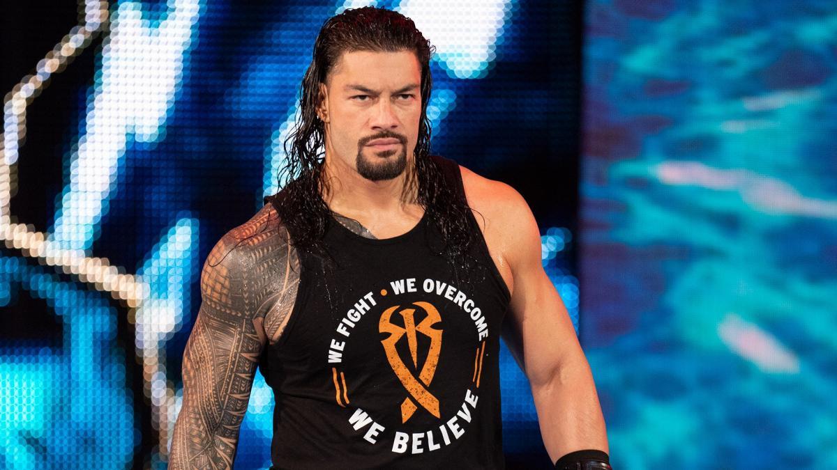 Roman Reigns desiste de participar da Wrestlemania 36