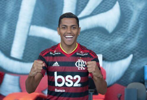 Pedro Rocha Flamengo