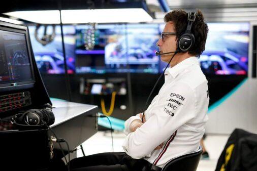 Reprodução facebook Oficial / Mercedes-AMG Petronas Motorsport